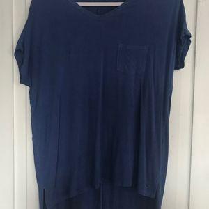 Soft t-shirt tunic